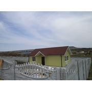 Построим дом в Крыму из СИП 63кв.м. фото