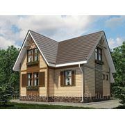 Строительство домов, коттеджей, бань фото