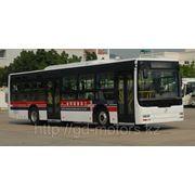Городской автобус Golden Dragon XML6125J12C фото