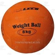 Мяч для атлетических упражнений (Вейтбол) 8 кг фото