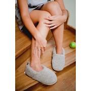 Тапочки-туфли фото