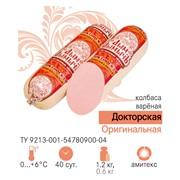 Докторская колбаса фото