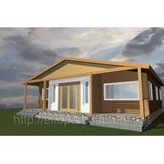 Быстровозводимый теплый экопан дом в городе судак алушта алупка ялта фото