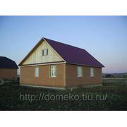 Сборно-щитовые дома фото