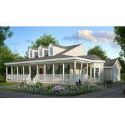 SIP Строительство каркасно-панельного дома в крыму судаке алуште алупке ялте фото