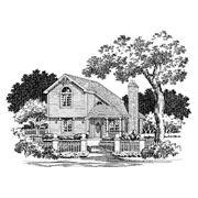 Проект канадского дома 60к
