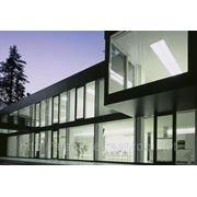 Черно-белый дом на Николиной горе фото