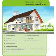 Установка систем удаленного управления водоснабжением, электропитанием, температурными режимами. фото