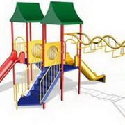 Детский игровой комплекс ДИК-07 фото