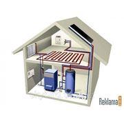 Проектирование и монтаж радиаторов и систем отопления! Доступные цены! фото