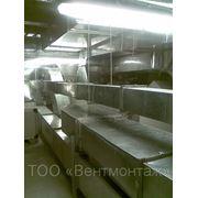 Вентиляция изготовление установка качество, эффект! фото