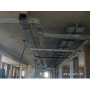 Изготовление воздуховодов, монтаж и поставка вентиляционного оборудования. фото