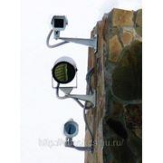 Установка и монтаж видеонаблюдения на оборудовании ViDiGi фото