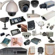 Установка и монтаж систем видеонаблюдения фото