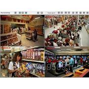 Установка видеонаблюдения в магазине, салоне, торговом центре фото