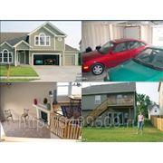 Установка систем безопасности для загородных домов и коттеджей фото