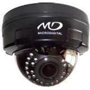 MDC-7220TDN-20 аналоговая камера видеонаблюдения купольная, цветная, 770твл, Вариообъектив 3.5~16.0мм фото