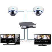 Система видеонаблюдения Start 2.1. для офиса фото