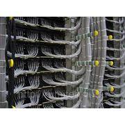 Проектирование монтаж компьютерных сетей(СКС), в Москве. фото