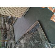 Отмостка бетонная