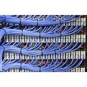 Кроссировка компьютерных сетей от 50руб/порт фото