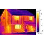 Тепловизионное обследование энергоаудит фото