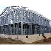 Строительство домов по технологии ЛСТК фото