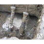 Грунтовые анкеры (укрепление грунтов) фото
