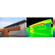 Обследование зданий, сооружений, конструкций,тепловизором фото