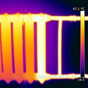 Тепловидение, тепловизионное обследование, энергоаудит (энергетические обследования) в Уфе. фото