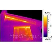 Тепловизионный контроль зданий и сооружений фото