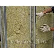 Шумоизоляция стен минеральной ватой фото