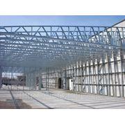 Изготовление и монтаж каркасных зданий и сооружений из ЛСТК фото