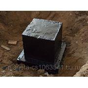 Фундаменты под любое назначение фото