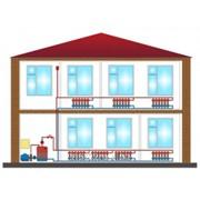 Проектирование и монтаж систем отопления и теплоснабжения фото