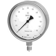 Манометры с термометром фото