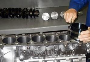 ford ranger капитальный ремонт