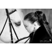 Конные прогулки, карета и сани на свадьбу, пони на праздник фото