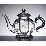Чайник из стекла фото