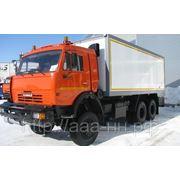 Промтоварный клееный КАМАЗ 53228 фото