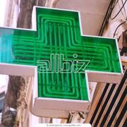 Кресты аптечные фото