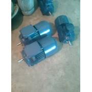 Электродвигатель с тормозом АИР112МА6Е 3.0квт *1000 об/мин фото
