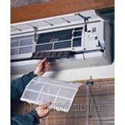 Профилактика кондиционера полупромышленного типа до 7 кВт фото