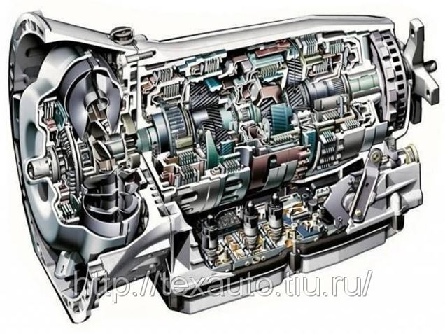 Ремонт АКПП и КПП Toyota