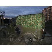 Тент на ГАЗ 69 фото