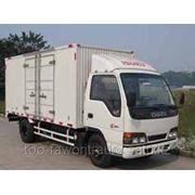 Промтоварный фургон ISUZU 100Р QL5040Х8НАR фото