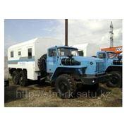 Фургон Урал 4320-1951-58 фото
