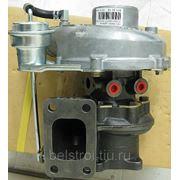 Ремонт турбина ТВР431 для HINO двигатель Т08С фото