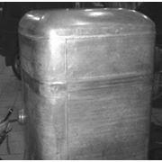 Ремонт топливных баков из алюминия для грузовиков в Спб. фото