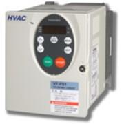 VF-FS1 Специализированный компактный преобразователь частоты для насосно-вентиляторной нагрузки. Диапазон мощностей от 0,4 до 75 кВт (класс 400В